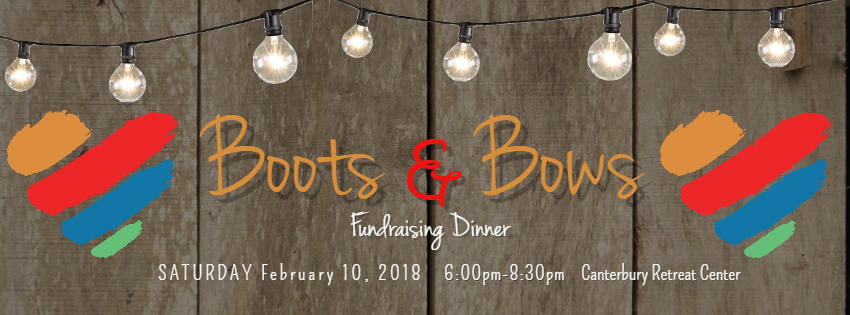 Boots & Bows Fundraising Dinner 2018